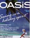 Oasis magazine Nov 08 cover page
